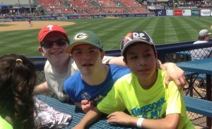 Field Trip to the Reading Phillies